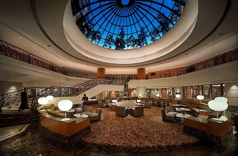 رزرو هتل 5 ستاره ی سان وی پوترا sunway putra کوالالامپور