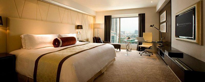 رزرو هتل 5 ستاره اینترکنتیننتال InterContinental کوالالامپور