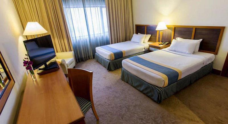 معرفی و رزرو آنلاین هتل 4 ستاره گرند سیزن کوالالامپور