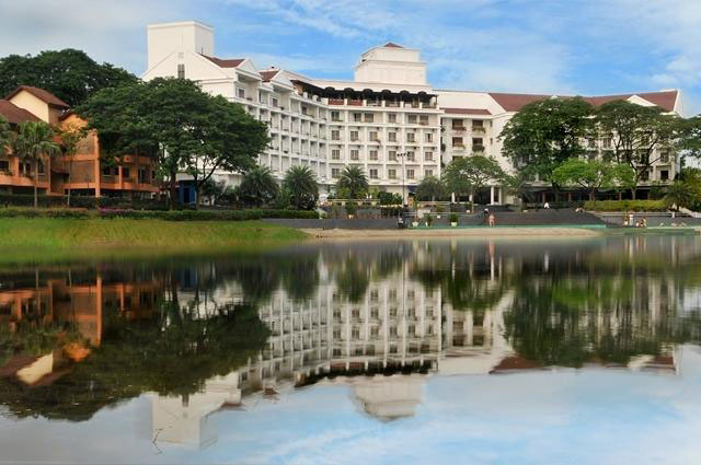 رزرو آنلاین هتل 4 ستاره ی فلامینگو Flamingo کوالالامپور