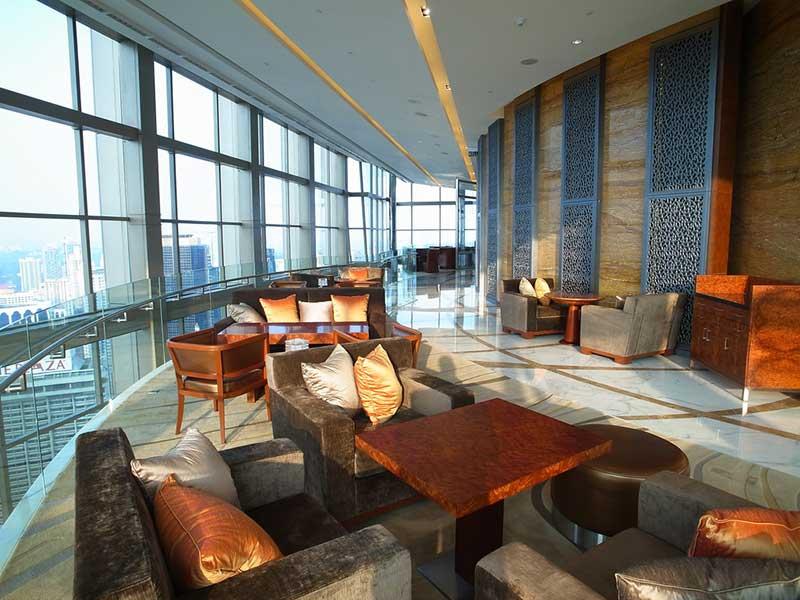 رزرو هتل 5 ستاره ی گرند حیات Grand Hyatt کوالالامپور