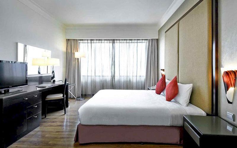 معرفی امکانات و رزرو آنلاین هتل 4 ستاره نووتل Novotel کوالالامپور