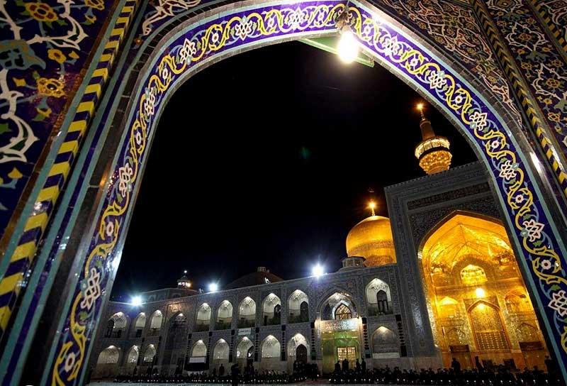 خرید اینترنتی و آنلاین تور مشهد با قیمت ارزان رسپینا24