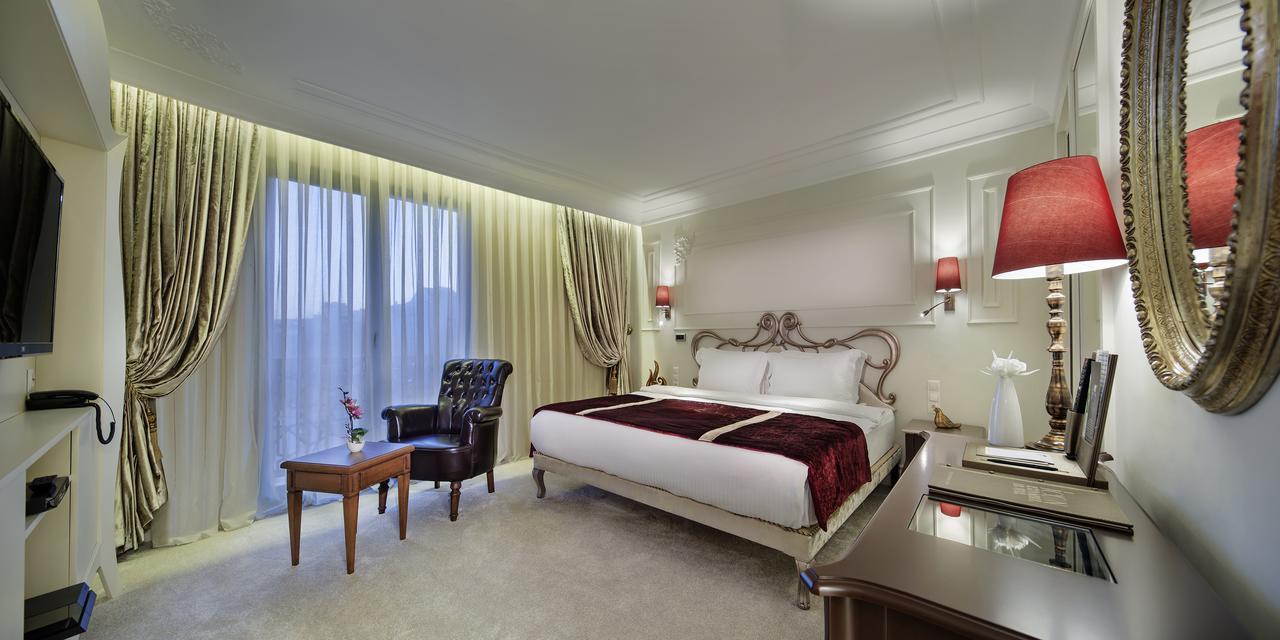 تمام آنچه که باید درباره رزرو آنلاین هتل 4 ستاره ی آیکن استانبول بدونین