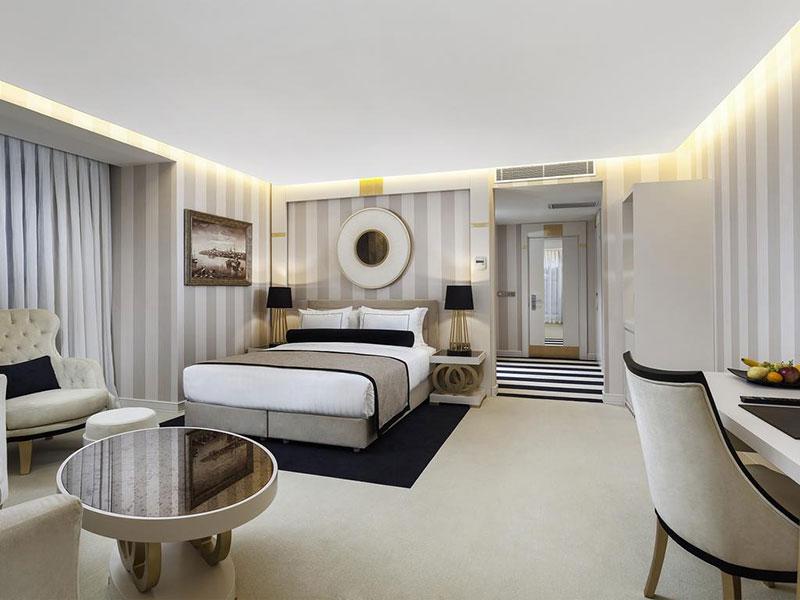 معرفی امکانات و رزرو هتل 4 ستاره ی رامادا Ramada استانبول