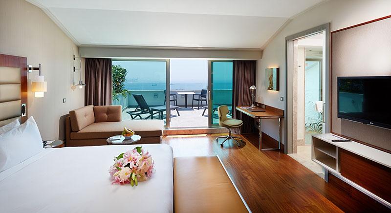 رزرو هتل 5 ستاره ی مرکور بِسفر Mercure Bosphorus استانبول