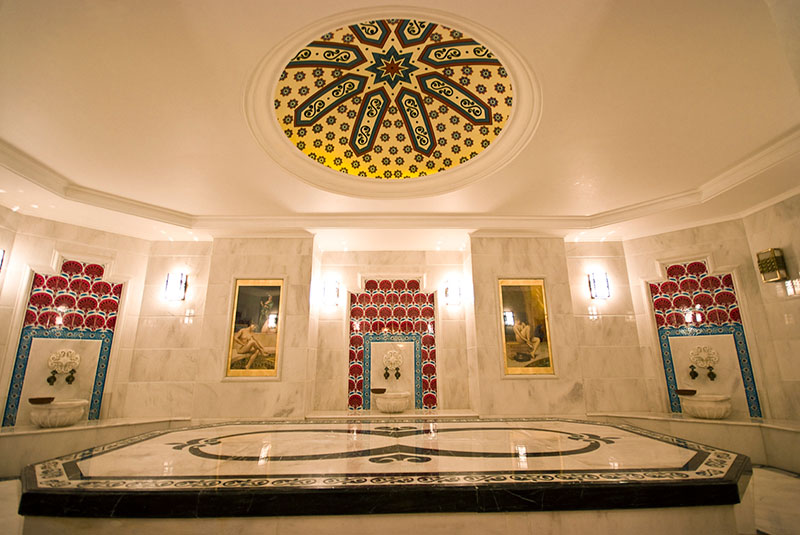 اقامتی لوکس با رزرو هتل 5 ستاره ی الیت ورد Elite world استانبول