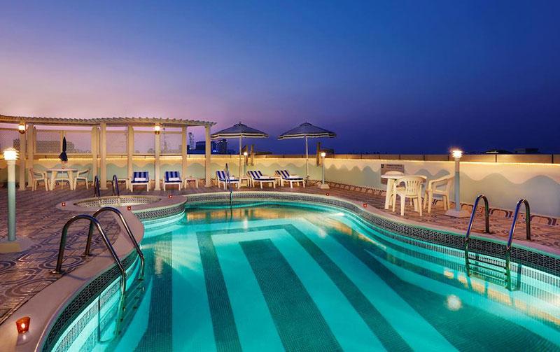 معرفی و رزرو آنلاین هتل 4 ستاره ی اوینیو Avenue دبی