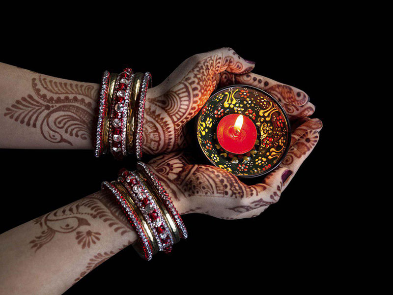 فستیوال دیوالی جذاب ترین جشنواره برای خرید تور هندوستان