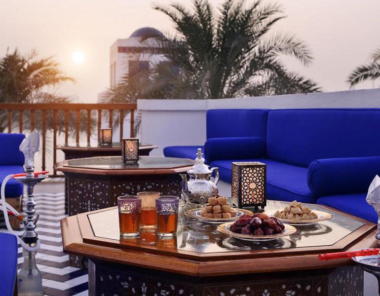 آشنایی با رزرو هتل 5 ستاره ی گرند حیات Grand Hayatt دبی