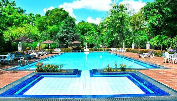 رزرو هتل 5 ستاره ی ساحلی هریتیج The Heritage پاتایا