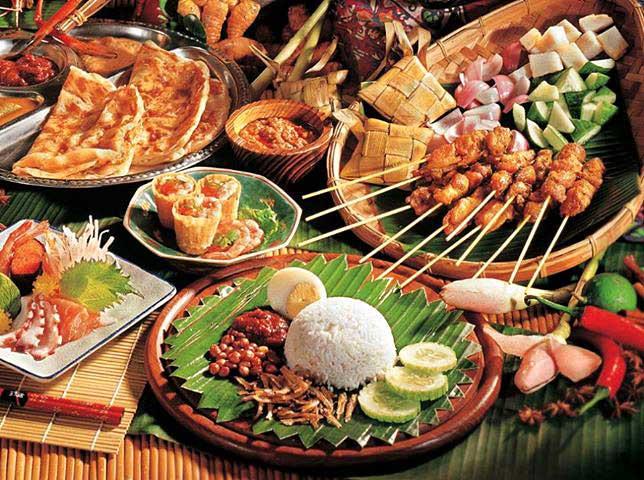 معرفی غذاهایی که خرید تور مالزی رسپینا24 رو لذتبخش میکنن