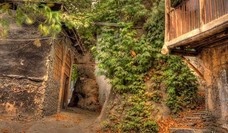 تور طبیعت گردی یک روزه از مشهد به روستای تاریخی ازغد
