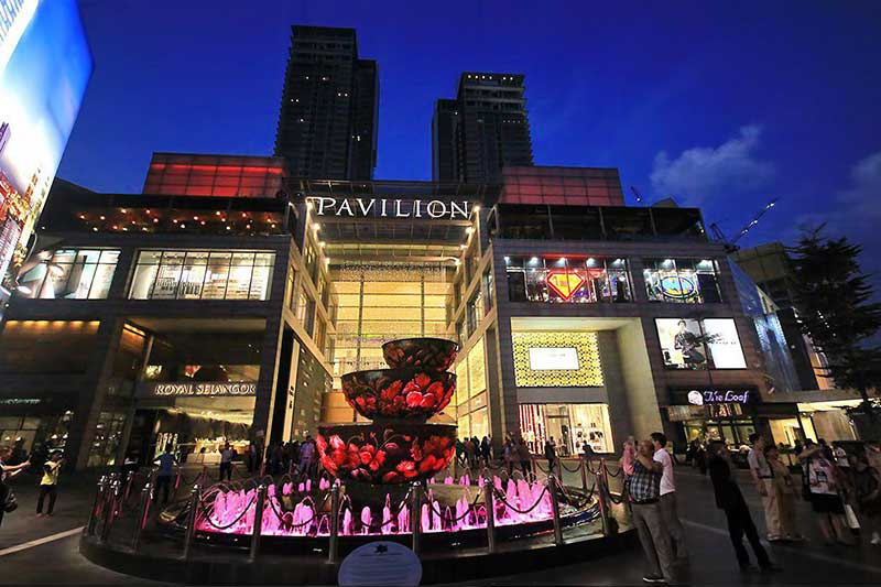 با خرید تور مالزی رسپینا24 کدام مراکز خرید رو انتخاب کنیم