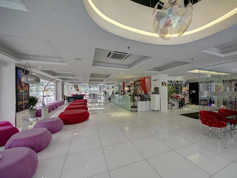 معرفی امکانات و رزرو آنلاین هتل 3 ستاره ی آرنا Arena کوالالامپور