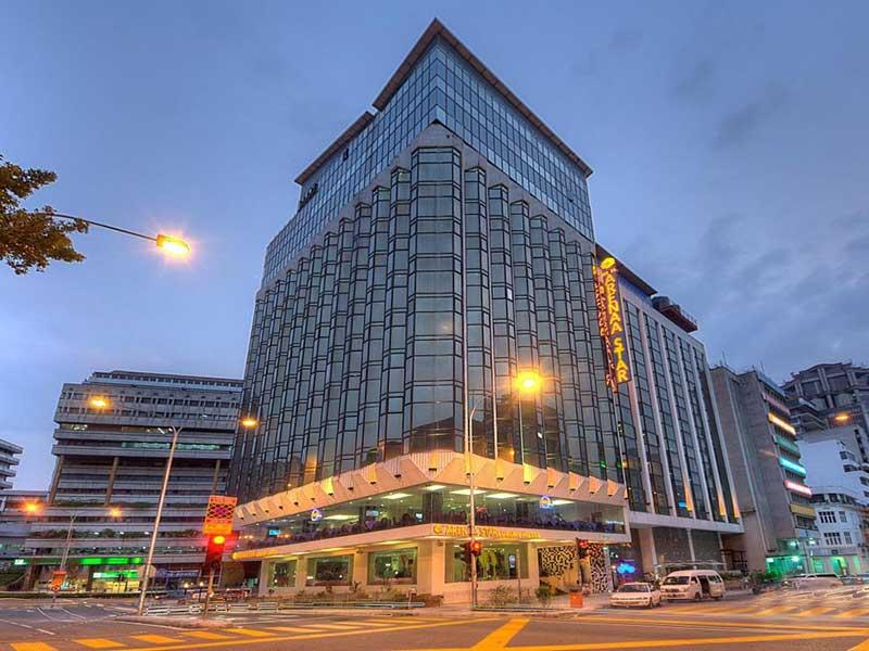 رزرو هتل 3 ستاره سند پایپر Sandpiper کوالالامپور